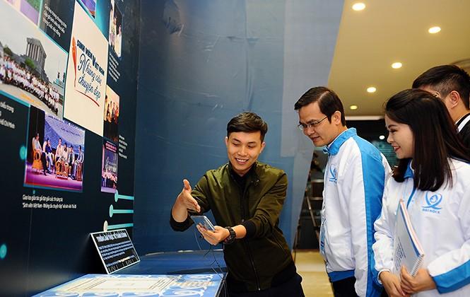 Anh Bùi Quang Huy được hiệp thương bầu giữ chức Chủ tịch T.Ư Hội Sinh viên Việt Nam khoá X