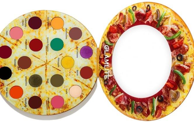 Bảng phấn mắt lấy cảm hứng pizza - quà Giáng sinh tuyệt vời cho nàng có tâm hồn ăn uống!