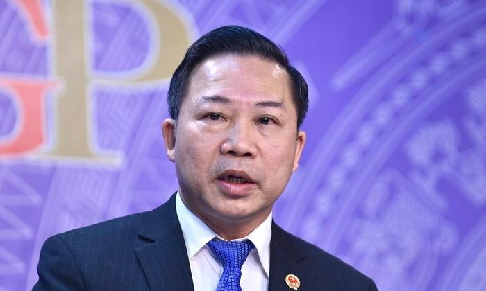 Phó Trưởng Ban Dân nguyện Lưu Bình Nhưỡng