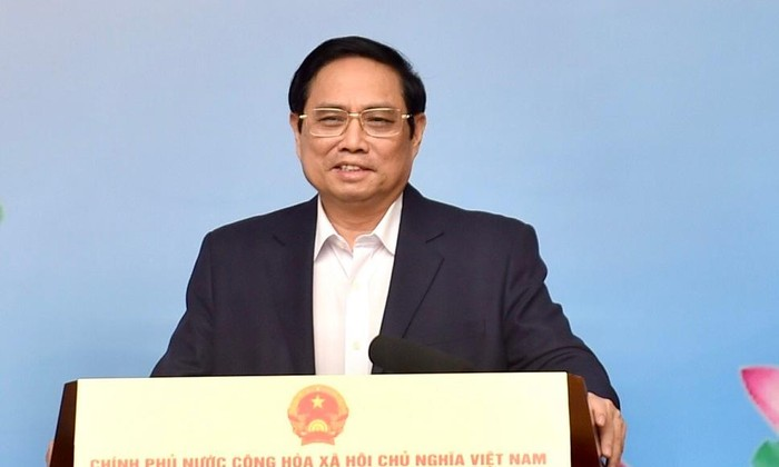 Thủ tướng Phạm Minh Chính (Ảnh: Nhật Minh)