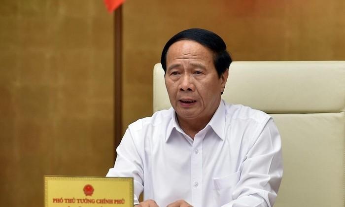 Phó Thủ tướng Lê Văn Thành