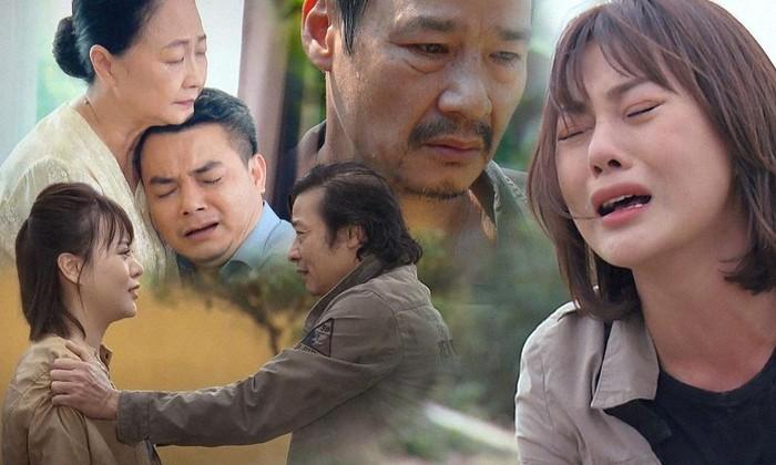 """8 cảnh phim """"Hương Vị Tình Thân"""" khiến khán giả khóc nghẹn, nhất là lúc Nam nhận ra bố đẻ"""