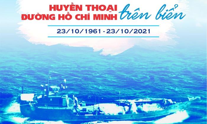 Tự hào truyền thống vẻ vang Đường Hồ Chí Minh trên biển