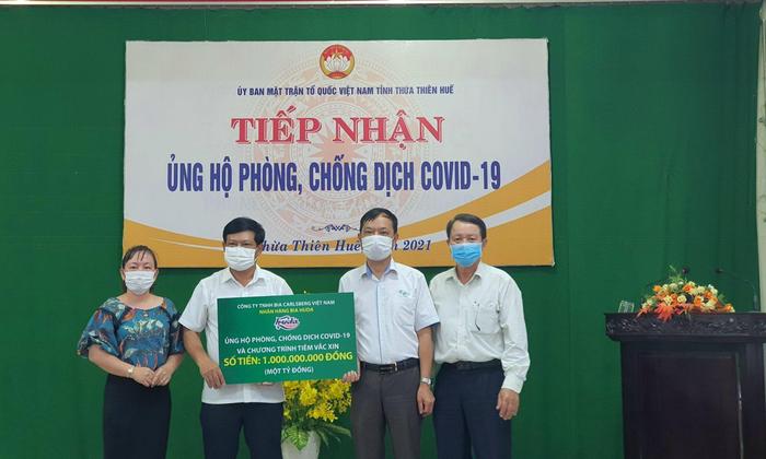 Huda thực hiện nhiều hoạt động ý nghĩa vì cộng đồng người dân Huế