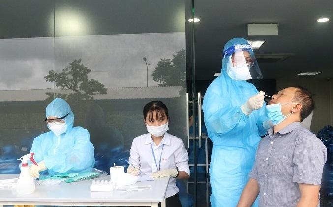 Nâng cấp độ phòng, chống dịch COVID-19 lên cao nhất tại thị xã Bỉm Sơn