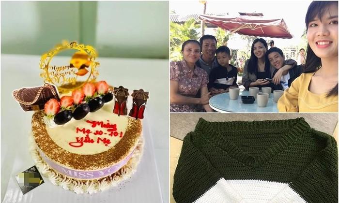 Ngày 20/10 đặc biệt: Teen làm quà handmade tặng mẹ, tự nấu ăn vì không thể đến nhà hàng