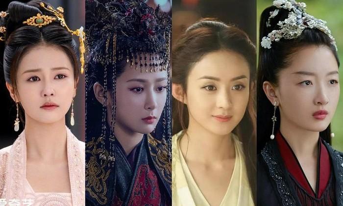 5 nữ diễn viên trẻ Hoa ngữ diễn cảnh khóc xuất sắc nhất, không thể thiếu Triệu Lệ Dĩnh!