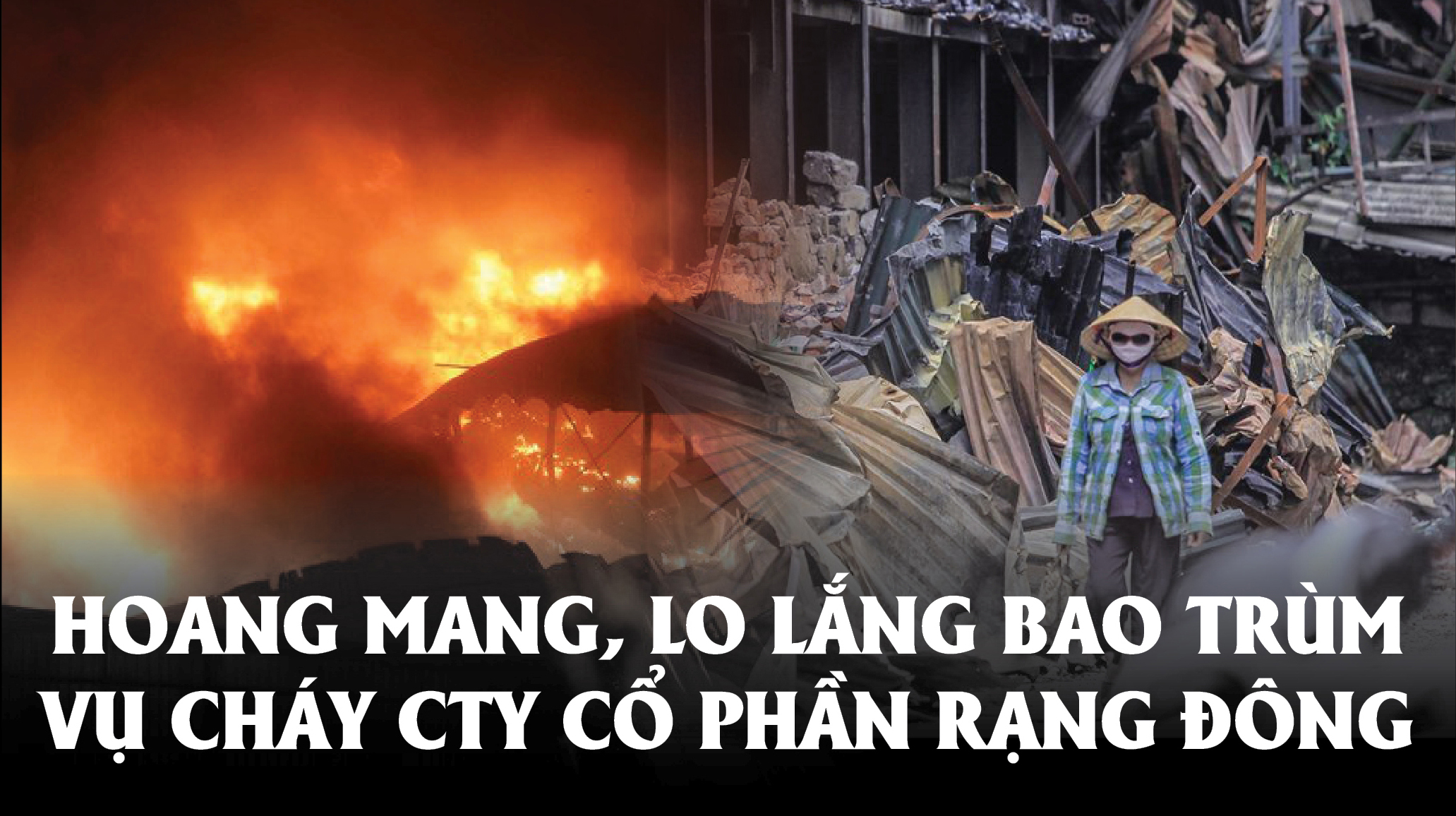 Người Hà Nội chờ câu trả lời về nguy cơ nhiễm độc sau vụ cháy Rạng Đông
