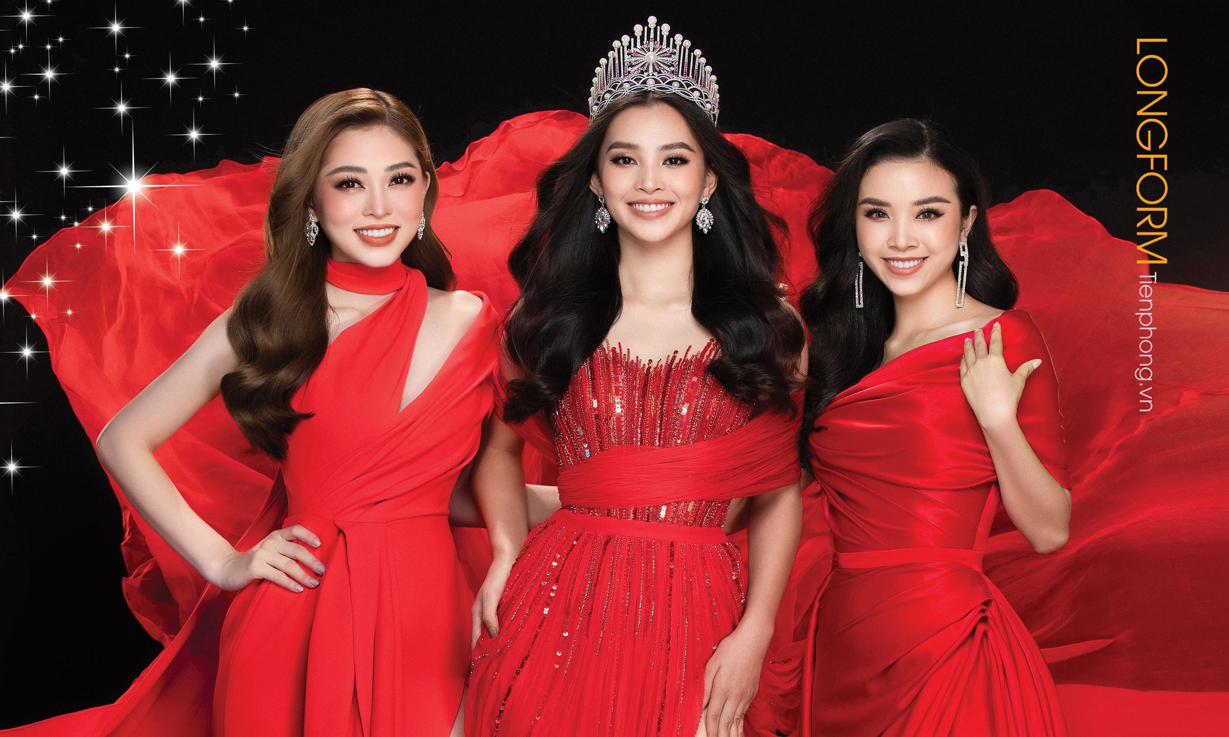 Nhìn lại 2 năm đầy sôi động của Top 3 Hoa hậu Việt Nam 2018