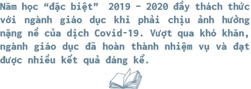 Đón năm mới, 'soi' kết quả giáo dục năm 2020 - ảnh 1