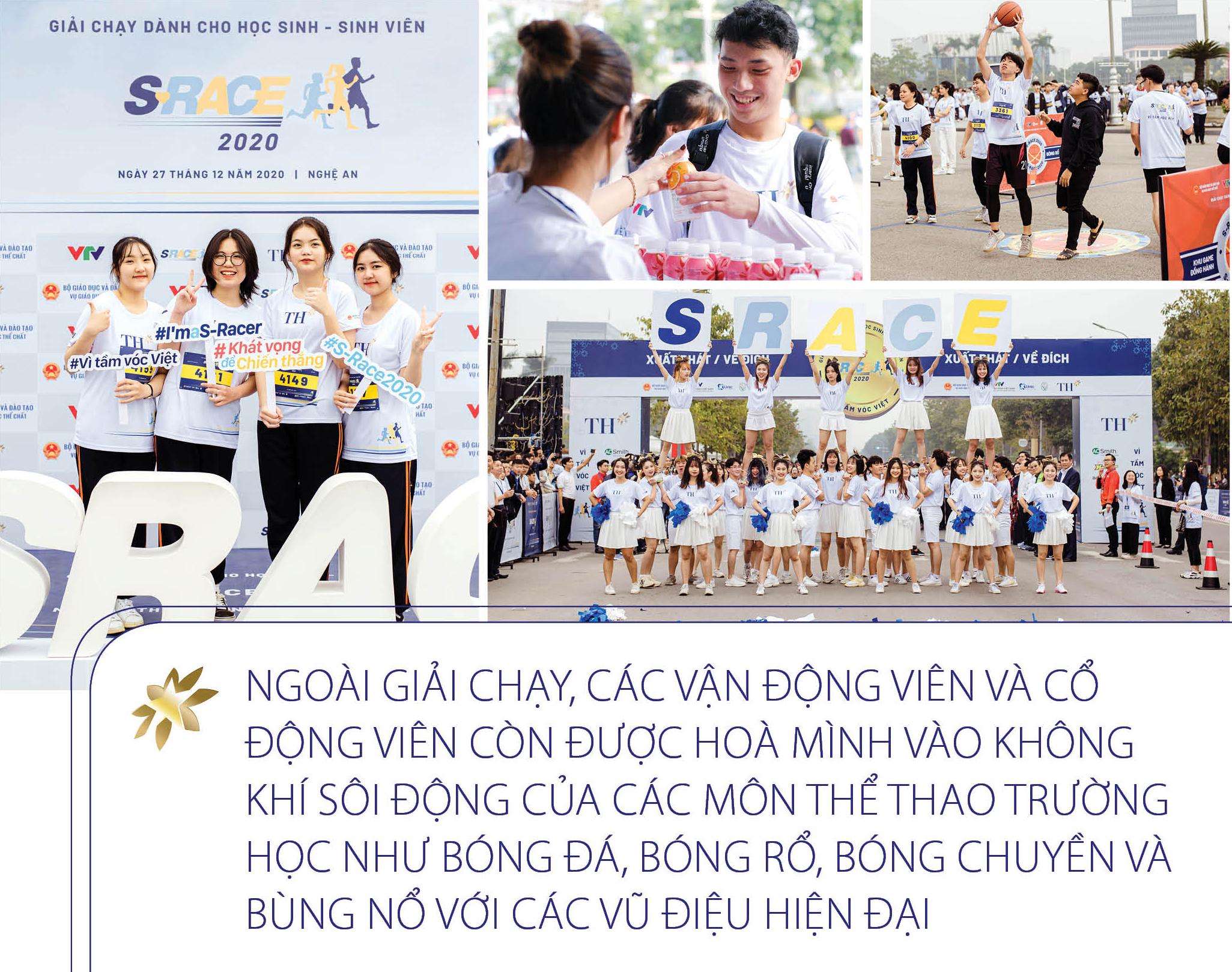 S-RACE – Bước chạy đà cho chiến lược sức khỏe học đường  - ảnh 3