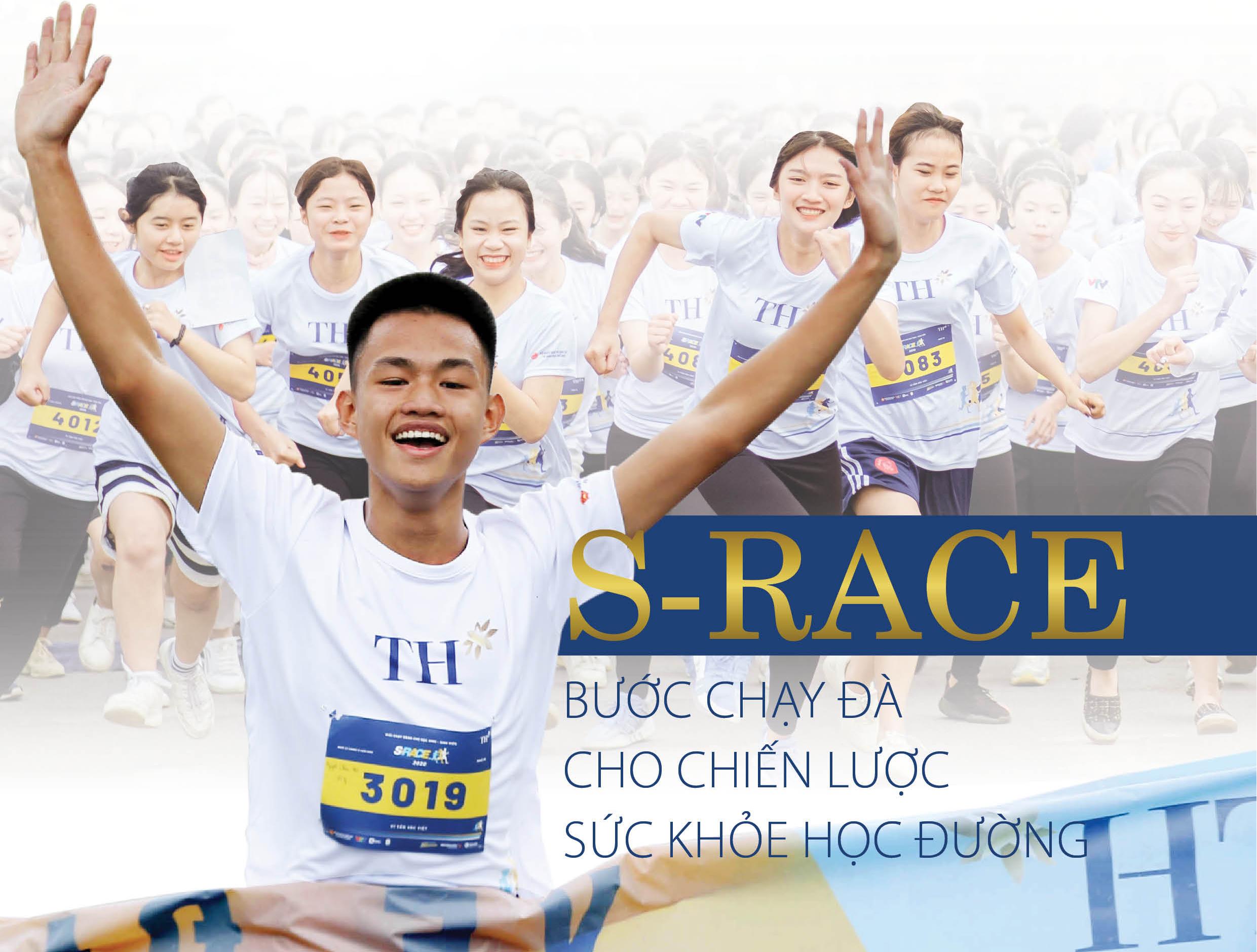 S-RACE – Bước chạy đà cho chiến lược sức khỏe học đường