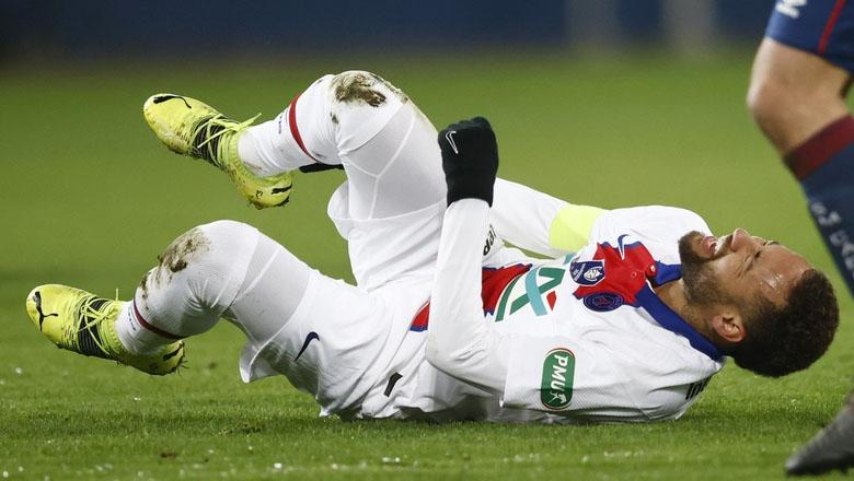 Neymar chấn thương, PSG lo sốt vó trước đại chiến với Barcelona – kubet