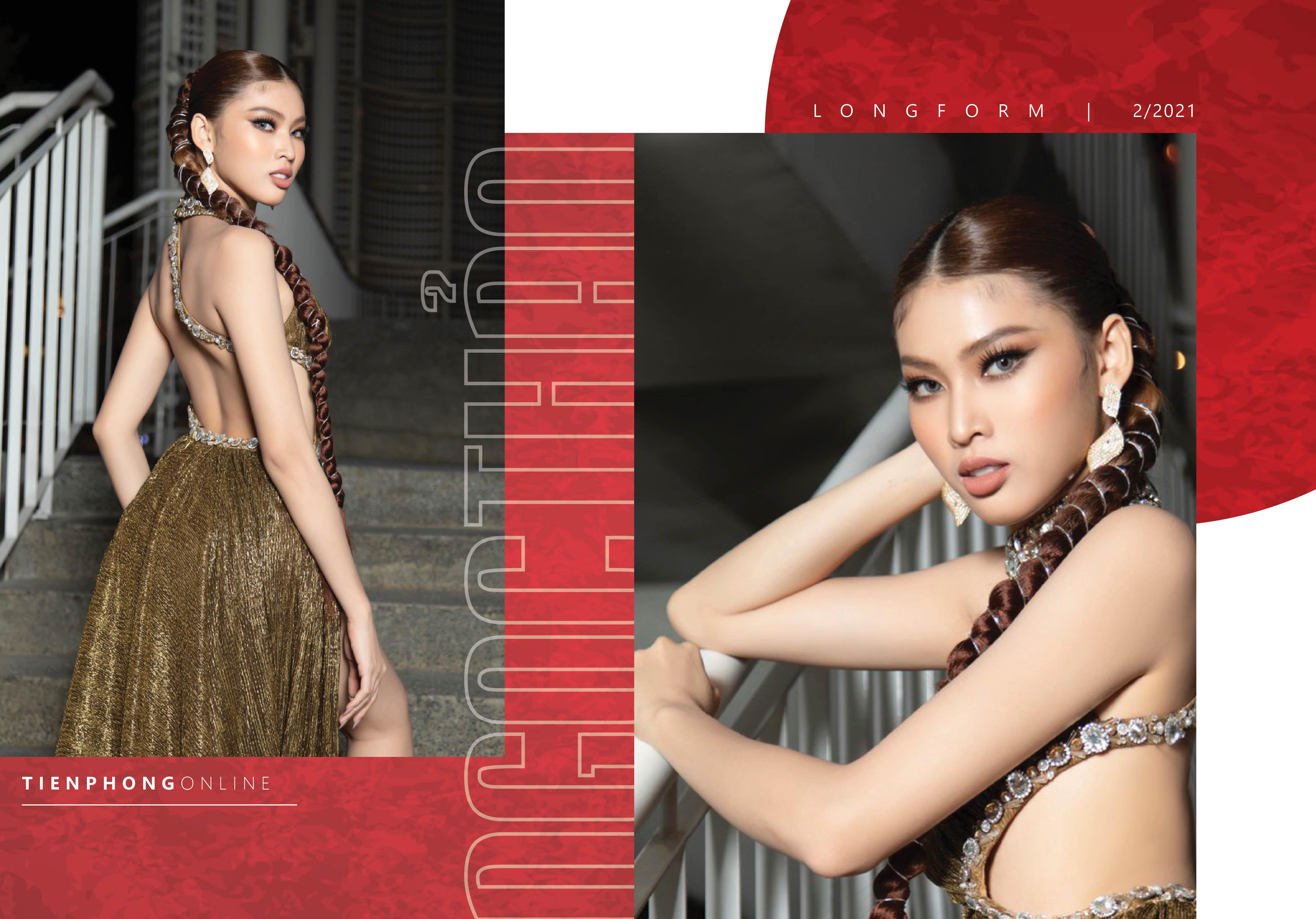 Á hậu Nguyễn Lê Ngọc Thảo tiết lộ thế mạnh khi tham dự Miss Grand International 2020 - ảnh 3