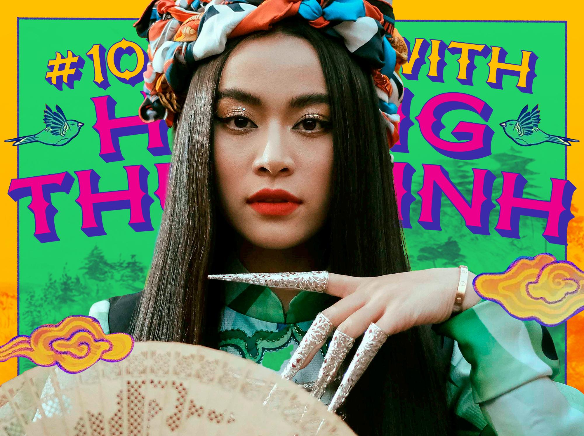 Hoàng Thùy Linh - Hành trình ngạo nghễ và khí phách kiên định của kẻ tiên phong - ảnh 3