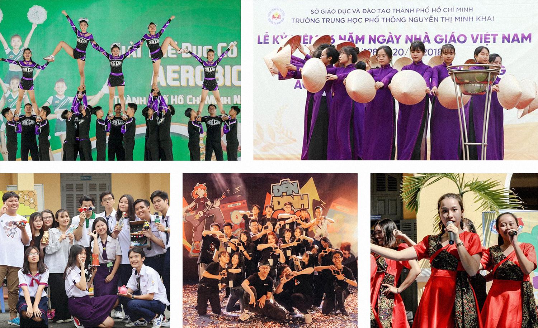 THPT Nguyễn Thị Minh Khai: Ai rồi cũng sẽ nhớ thương - ảnh 4