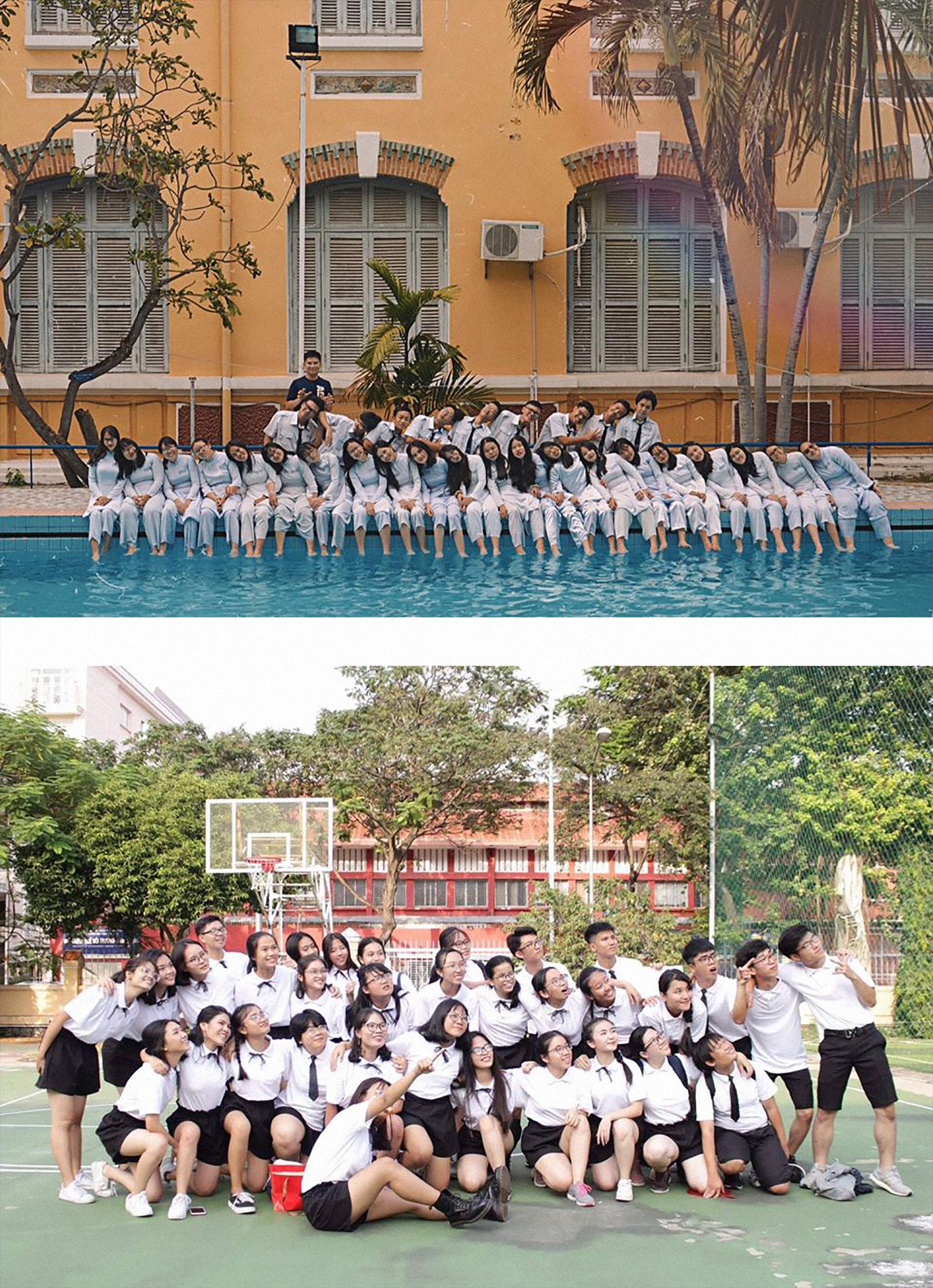 THPT Nguyễn Thị Minh Khai: Ai rồi cũng sẽ nhớ thương - ảnh 10