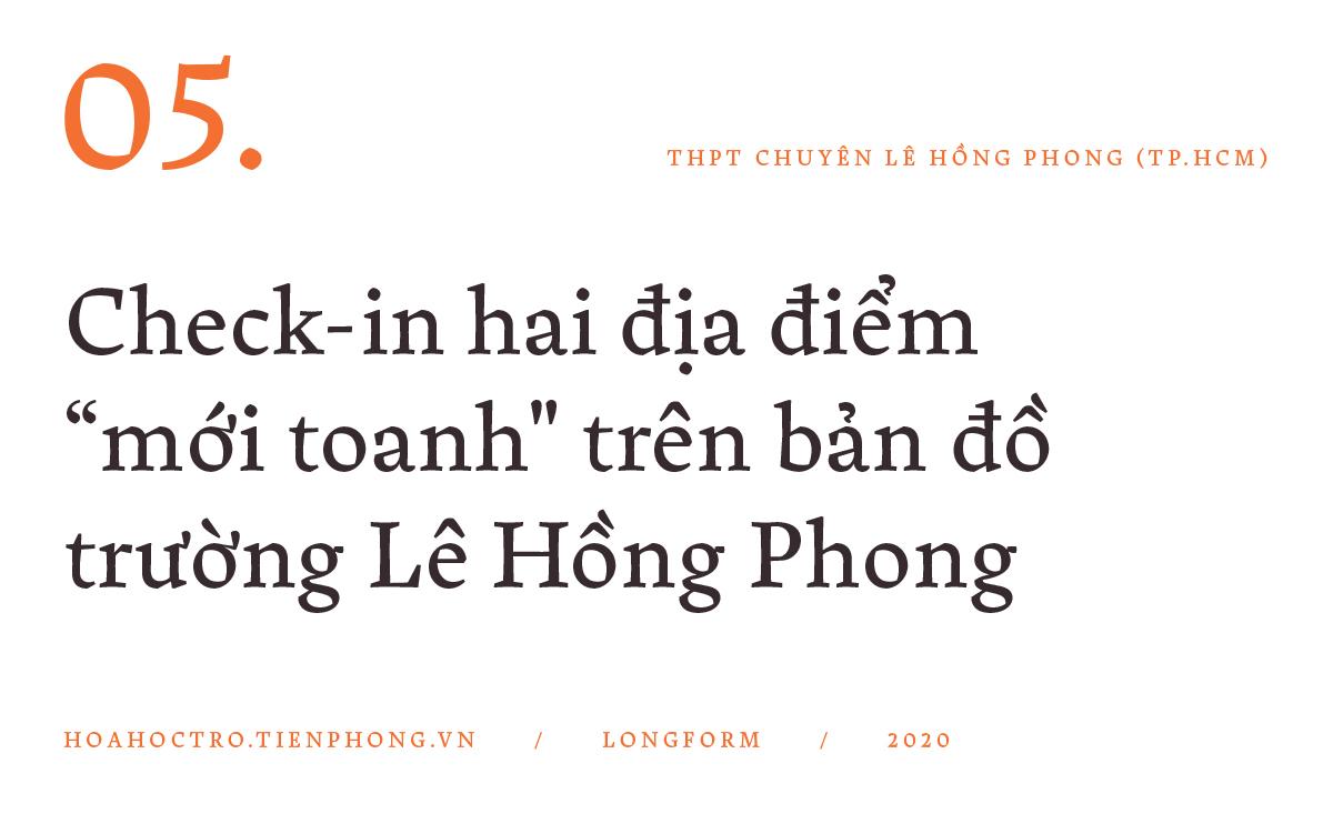 THPT Chuyên Lê Hồng Phong (TP.HCM): Hành trình của 1.000 ngày hạnh phúc - ảnh 15