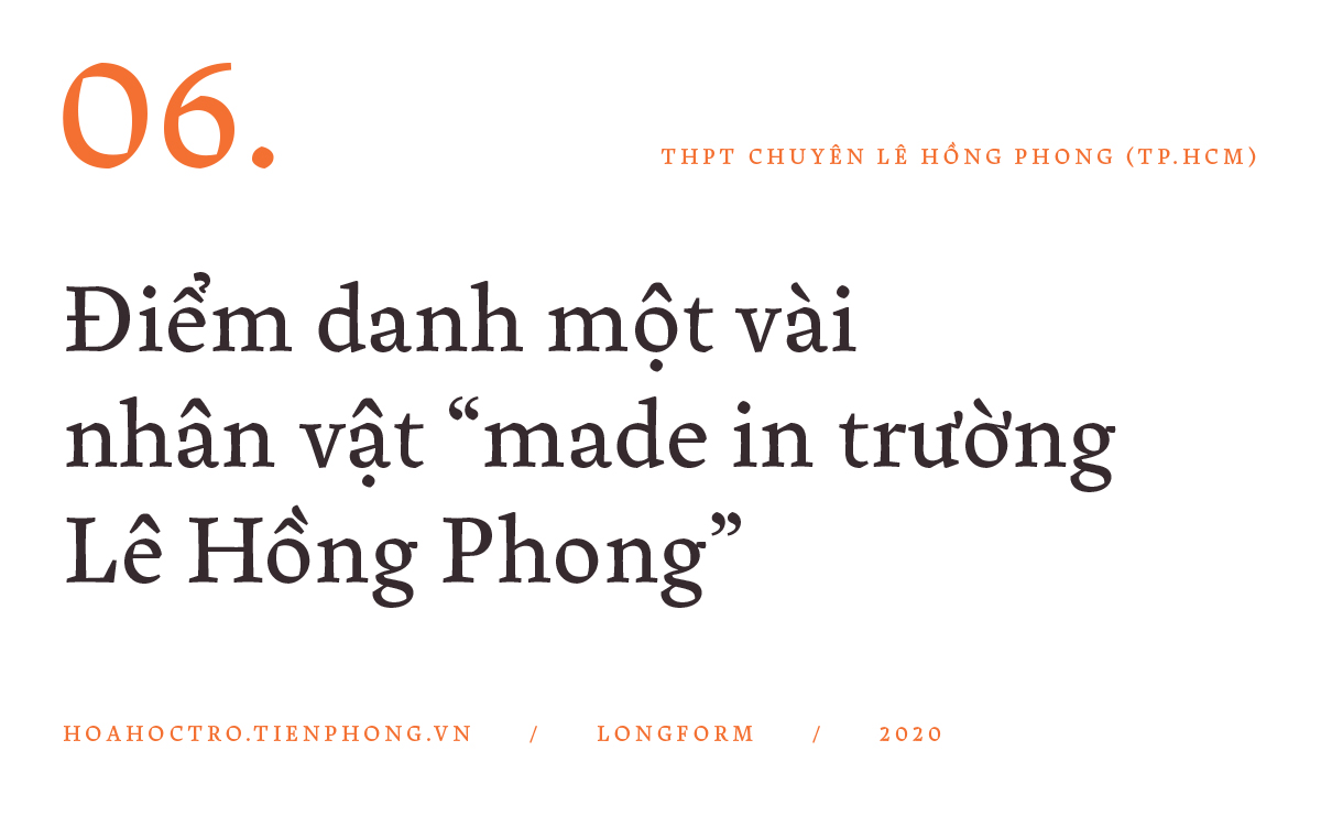 THPT Chuyên Lê Hồng Phong (TP.HCM): Hành trình của 1.000 ngày hạnh phúc - ảnh 19