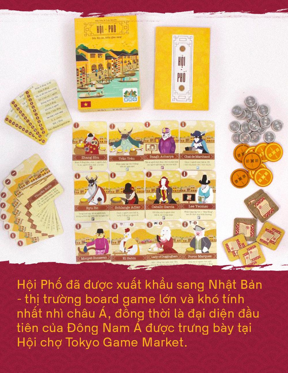Gặp hai người trẻ mang board game Việt chinh phục thế giới - ảnh 12