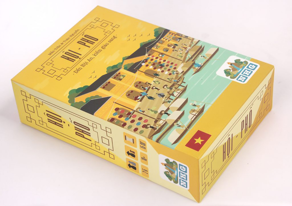Gặp hai người trẻ mang board game Việt chinh phục thế giới - ảnh 7
