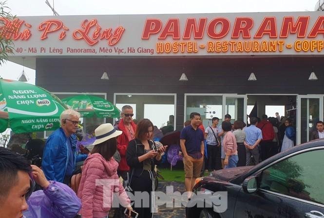 Hà Giang tạm dừng hoạt động công trình Panorama Mã Pì Lèng