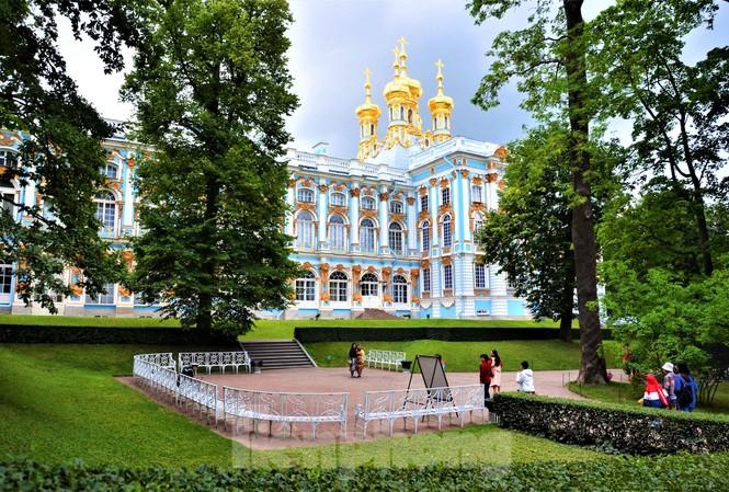 Hermitage là một trong những bảo tàng lớn và đẹp nhất thế giới