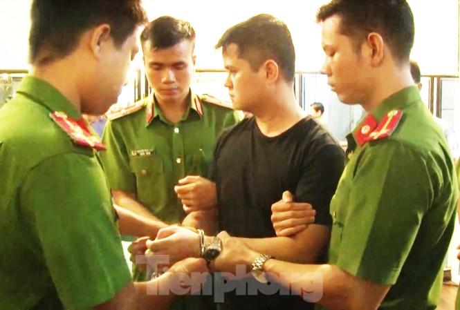 Công an bắt tạm giam Lê Quang Huy Phương