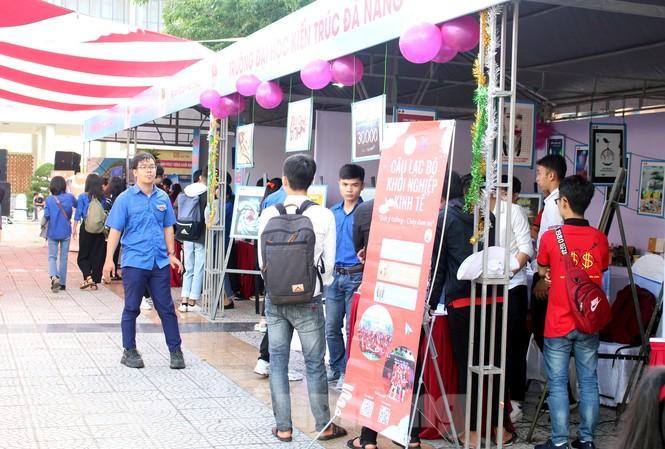 Thành Đoàn Đà Nẵng phối hợp với Sở KH&CN tổ chức Festival Khởi nghiệp đổi mới sáng tạo TP Đà Nẵng năm 2020 với sự tham gia của 500 đoàn viên, thanh niên, sinh viên, các nhóm khởi nghiệp…
