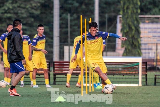 Đội tuyển Việt Nam đang chuẩn bị cho trận đấu với Malaysia tại Vòng loại thứ 2 World Cup 2022.