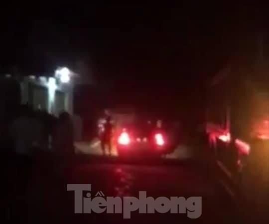 Đêm khuya, khoảng 20 thanh niên ẩu đả, đánh nhau làm náo loạn thôn Đồng Bưa (huyện Hữu Lũng, Lạng Sơn) .Ảnh: D.C