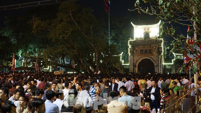 Lễ hội đền Trần Nam Định cũng phải tạm dừng vì dịch bệnh do chủng mới virus Corona gây ra