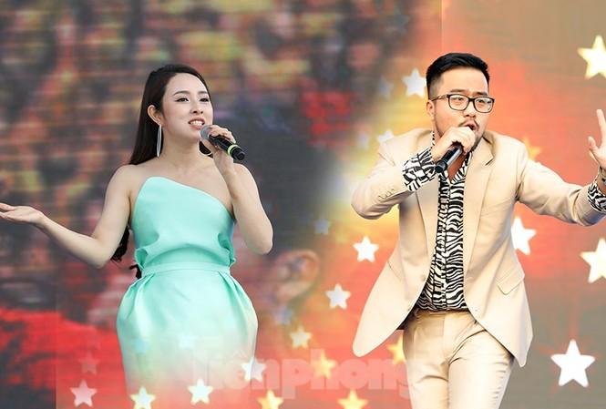 Bảo Trâm và rapper Rica là hai nghệ sĩ cháy cùng Sóng Festival ngày 8/11