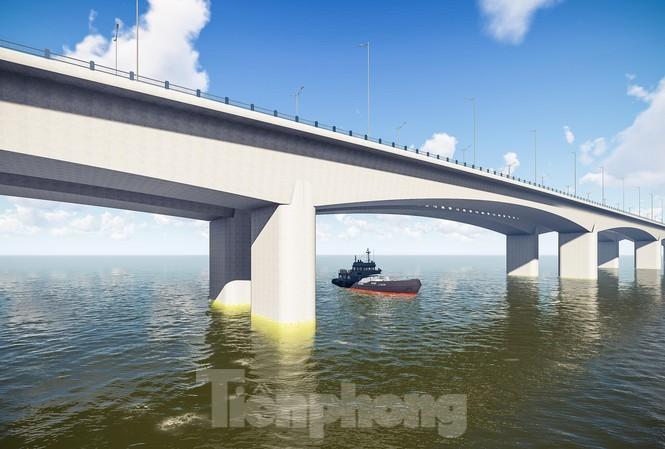Thiết kế cầu Vĩnh Tuy 2