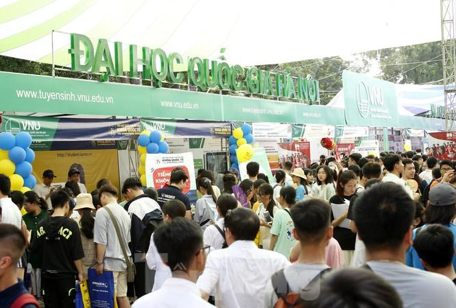 Năm 2021: ĐH Quốc gia Hà Nội dự kiến tổ chức thi đánh giá năng lực cho học sinh THPT
