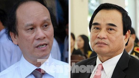 Hai cựu Chủ tịch Đà Nẵng sẽ hầu tòa tại Hà Nội.