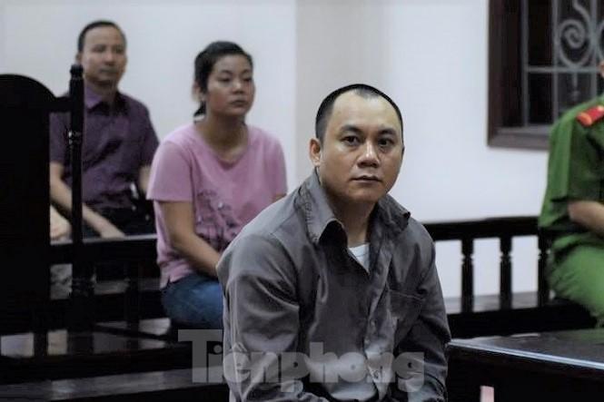 Tài xế Lê Ngọc Hoàng bị bác kháng cáo kêu oan.