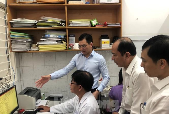 Đã có 112/319 trạm y tế tại TPHCM thử nghiệm ứng dụng phần mềm V20