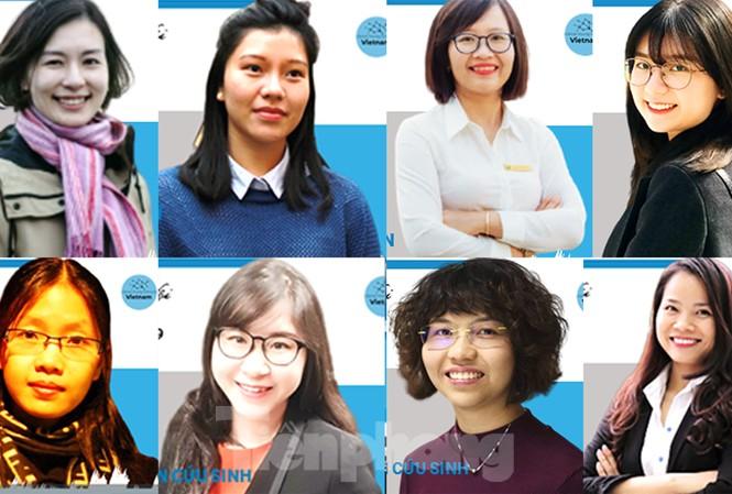 'Soi' thành tích Nữ trí thức trẻ Việt Nam toàn cầu