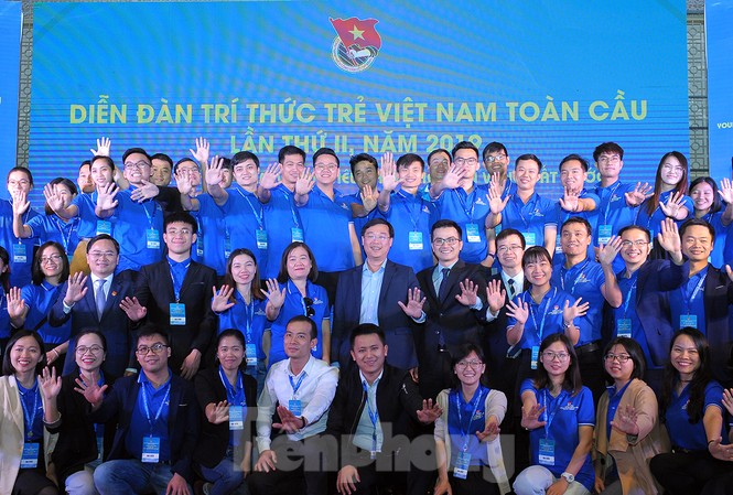 Trí thức trẻ Việt Nam đề xuất 79 khuyến nghị phát triển đất nước