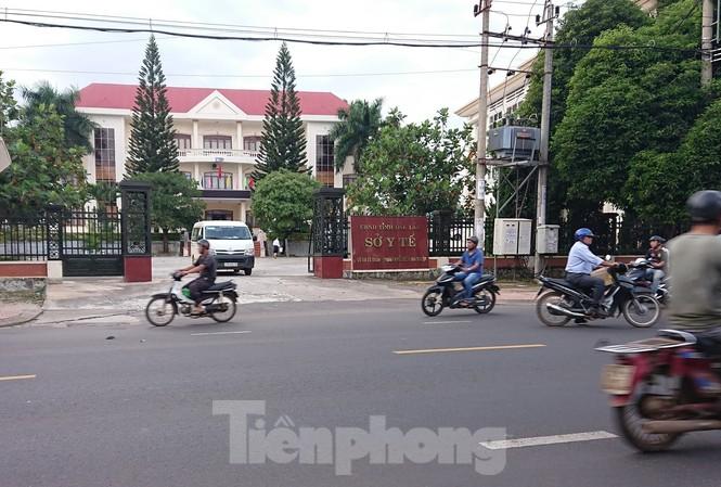 Sở Y tế Đắk Lắk nơi công tác của ông Doãn Hữu Long