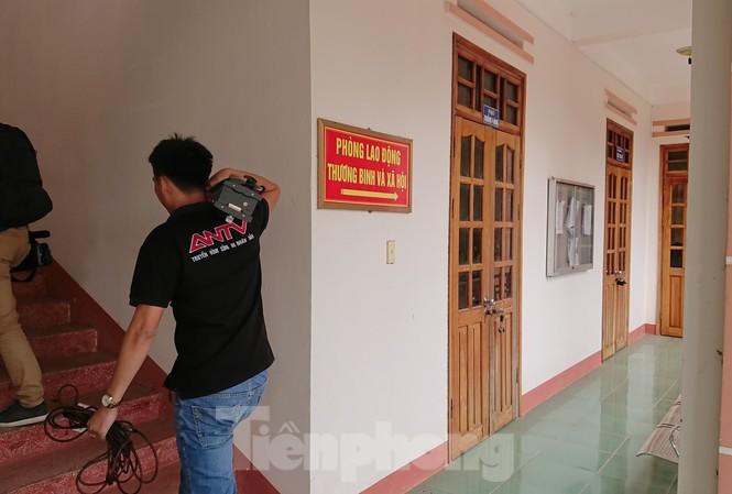 Phòng LĐTBXH thuộc UBND huyện Ea Súp