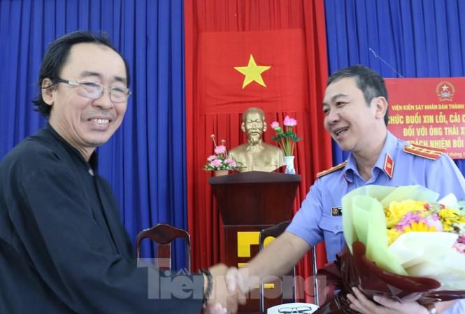 Khánh Hoà xin lỗi công khai người bị hàm oan 18 năm