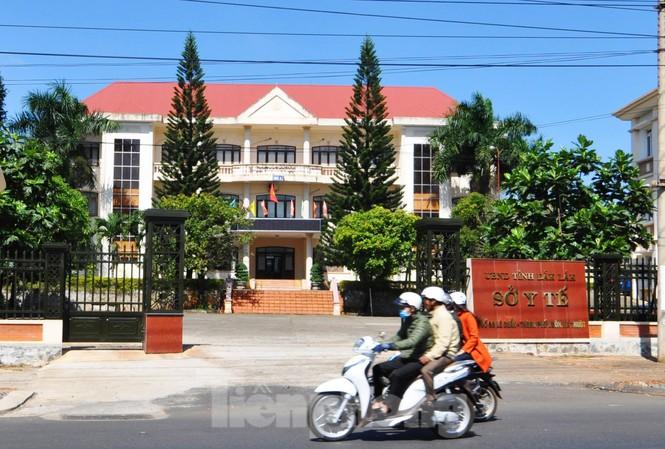 Sở Y tế Đắk Lắk
