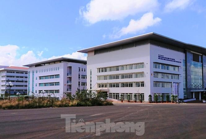 Cho đến nay Bệnh viện Đa khoa Vùng Tây Nguyên vẫn hoạt động không phép