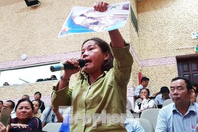 Lãnh đạo TPHCM tiếp xúc 28 hộ dân Thủ Thiêm: Chưa tìm được tiếng nói chung
