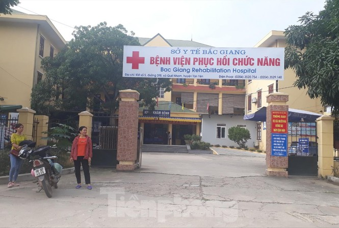 Thanh tra tỉnh Bắc Giang chỉ ra nhiều lỗi trong quá trình đấu thầu mua sắm trang thiết bị y tế ở Bệnh viện Phục hồi chức năng tỉnh này