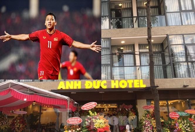 Chia tay đội tuyển, tiền đạo Anh Đức mở khách sạn hạng sang