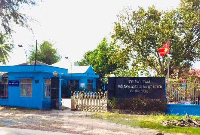 Trung tâm bảo trợ xã hội Bình Dương