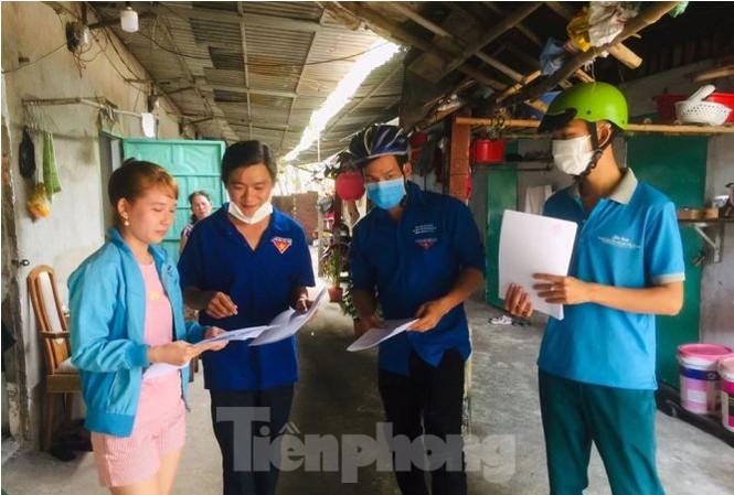 Đoàn thanh niên Bình Dương giúp dân chống dịch virus corona